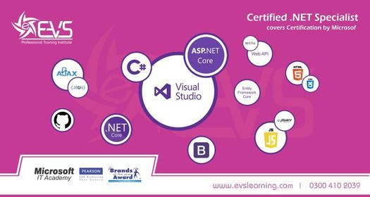 Free Seminar on .NET Core, C#, ASP .NET Core MVC, 17 April | Event in Lahore | AllEvents.in
