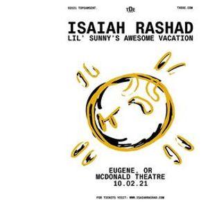 Isaiah Rashad - Lil Sunnys Awesome Vacation
