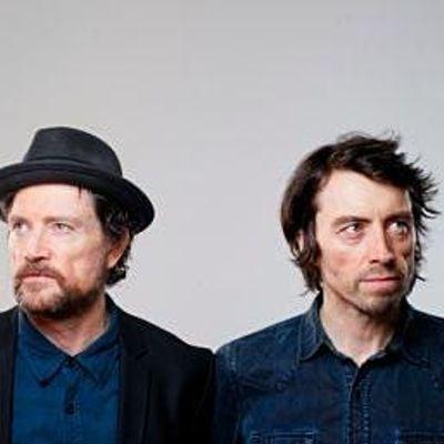 Steve and Joe Wall ( The Stunning  The Walls)