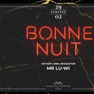 29.02 - Bonne Nuit - RnB & Reaggeton