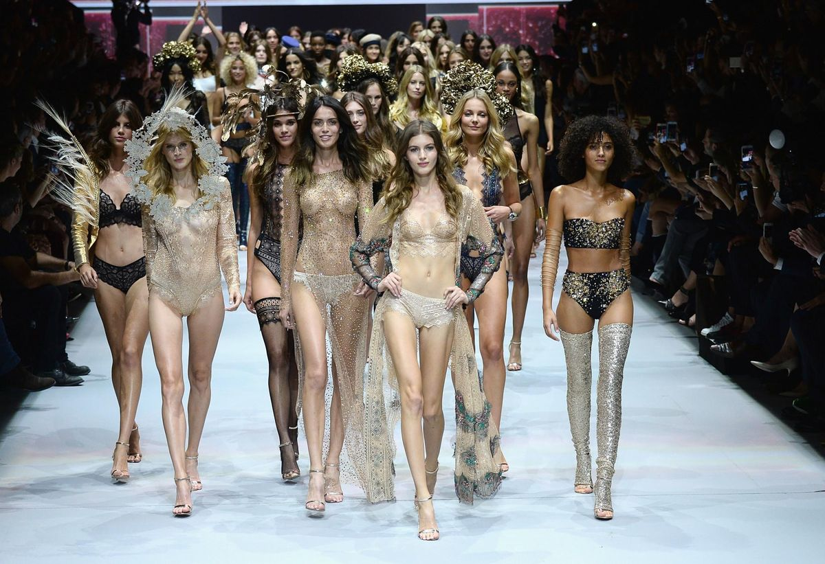 LINGERIE FASHION SHOW AMSTERDAM , 30 October | Event in Amsterdam | AllEvents.in