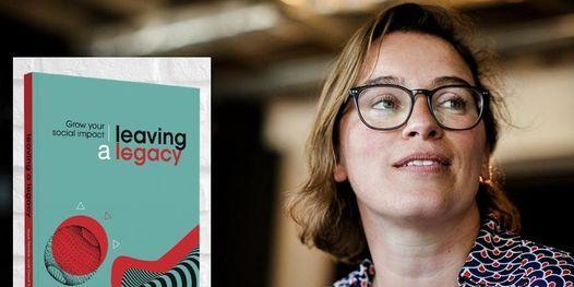 Expert Talk : Kaat Peeters inclusief boek Leaving a legacy, 19 May | Event in Kortrijk | AllEvents.in