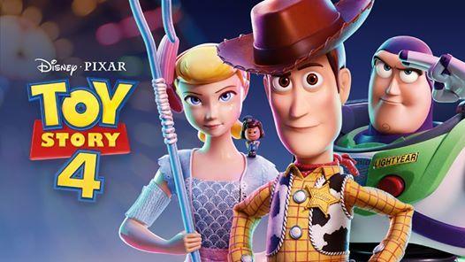 Family Movie Night Toy Story 4