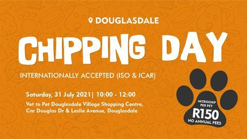 Douglasdale Chipping Day, 31 July   Event in Randburg   AllEvents.in