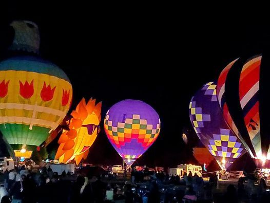 Birmingham Hot Air Balloon Fest, 7 May | Event in Mumbai | AllEvents.in