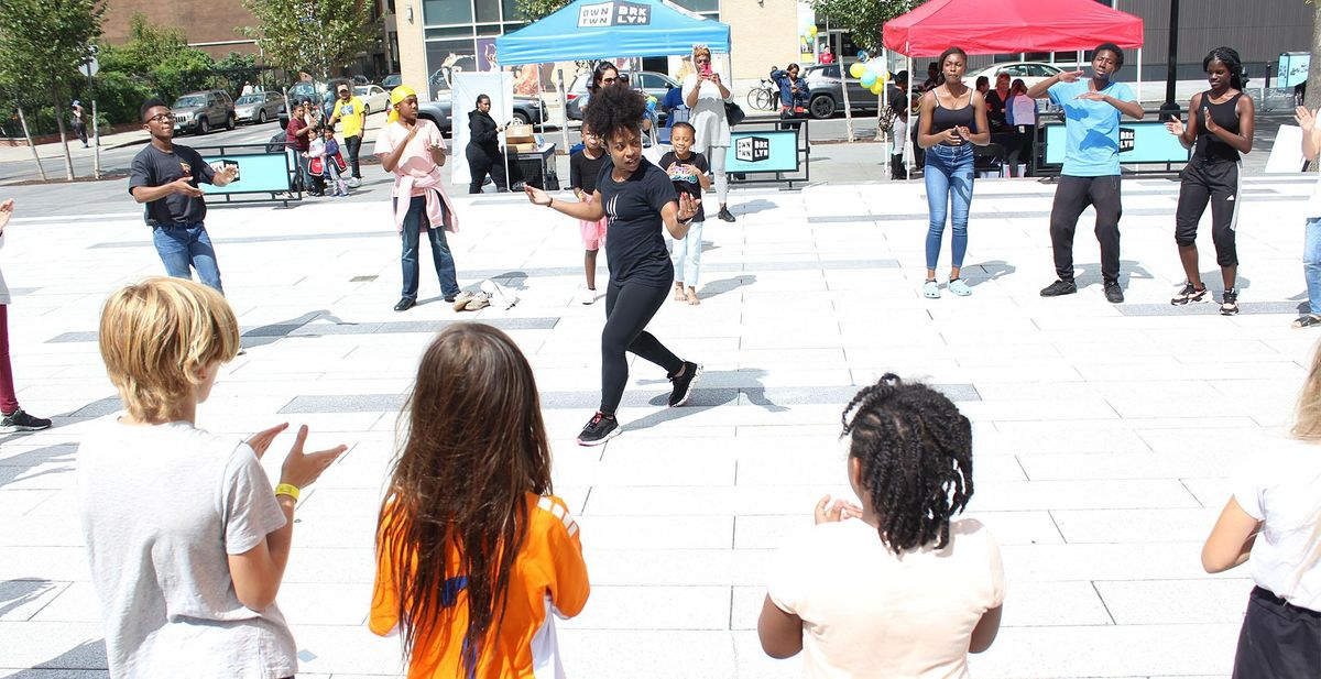 Family Dance Classes with the Mark Morris Dance Group | Event in Brooklyn | AllEvents.in