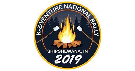 2019 KZ/Venture National Rally at Shipshewana South Campground 1105