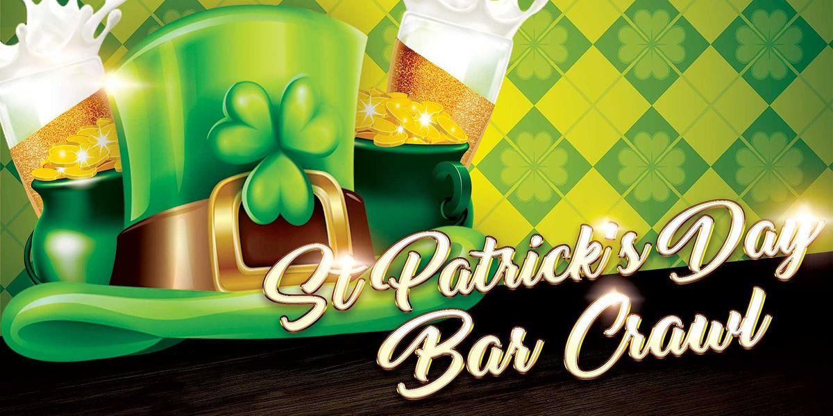 Newark St. Patrick's Day Bar Crawl - Celebrate St. Patrick's Day!, 13 March | Event in Newark | AllEvents.in