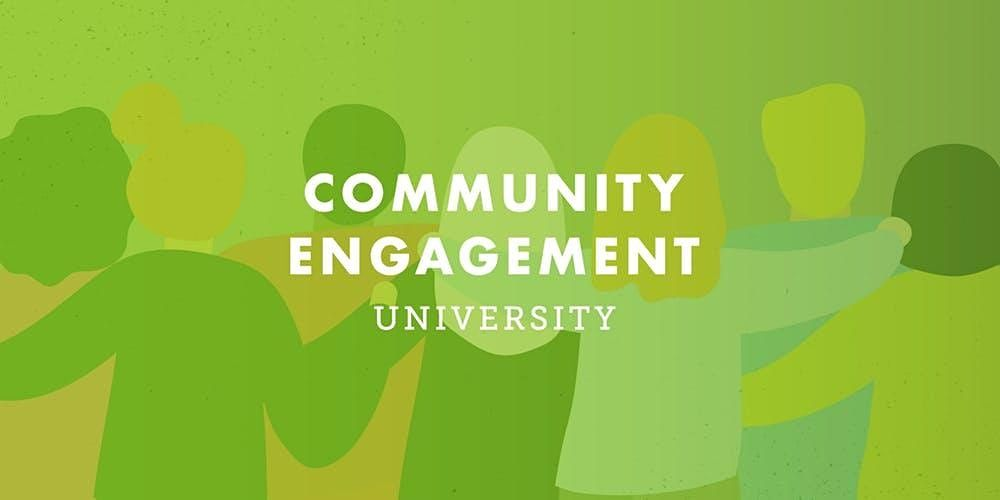 Community Engagement University - Fall 2021 | Online Event | AllEvents.in