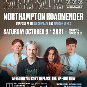 Sarpa Salpa  Bloody Bath  Maddox Jones - Roadmender Northampton