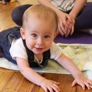Yoga Babies (0-1yrs) - 5wk Course