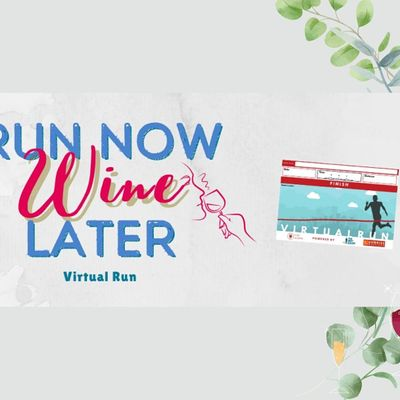 5K Run 4 Wine Virtual Race