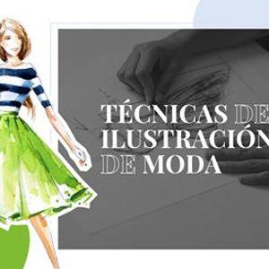 Webinar  Tcnicas de Ilustracin de Moda