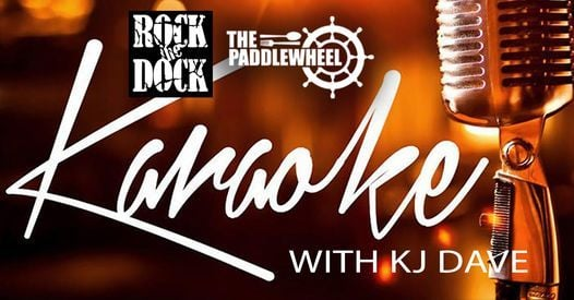 Rock the Dock with KJ Dave Karaoke, 29 April | Event in Branson | AllEvents.in
