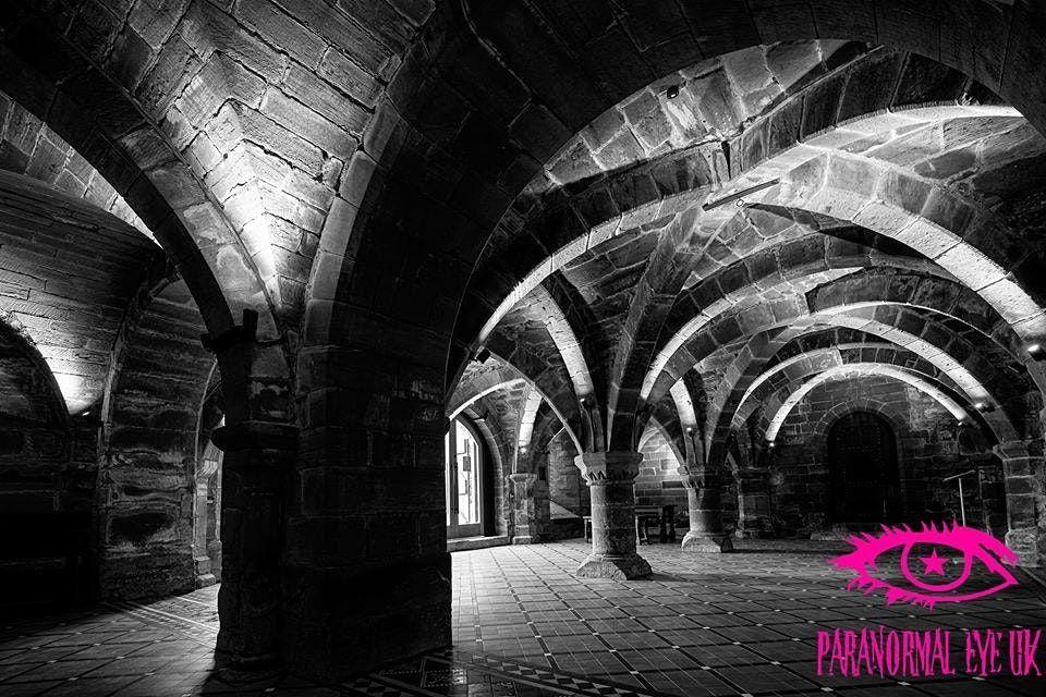 Norton Priory Runcorn Ghost Hunt Paranormal Eye UK, 24 April | Event in Runcorn | AllEvents.in