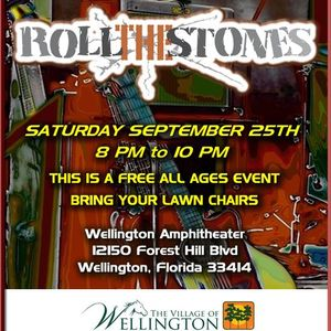 Roll The Stones rock Wellington for First Time