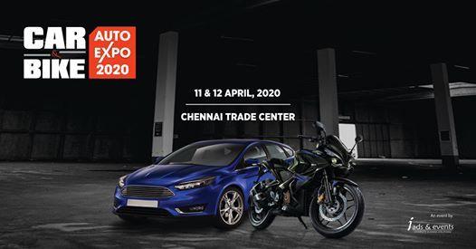 Car & Bike Auto Expo 2020