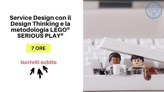 Design Thinking e la metodologia LEGO Serious PLAY