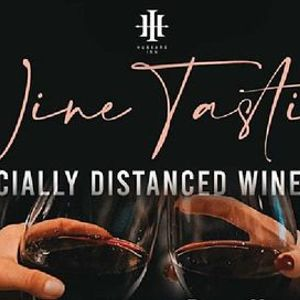 Hubbard Inn Wine Tasting - Socially Distanced Wine Fest