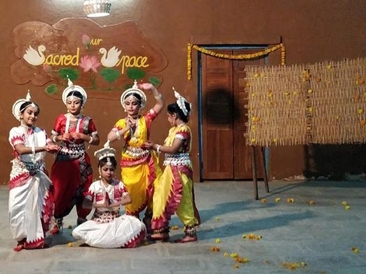 Odissi Classes by Sanjukta Ghosh at Our Sacred Space