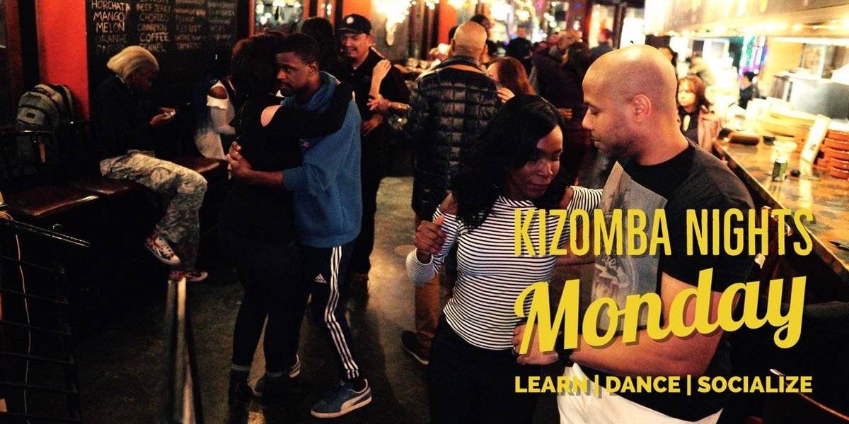 Free Kizomba Monday Afro-Latin Social  El Big Bad 1202