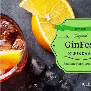 GinFest 6 Nov 2021