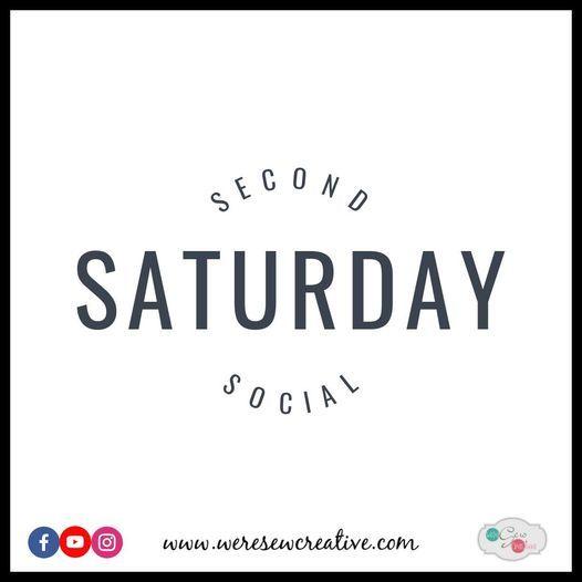 Second Saturday Social, 12 June   Event in Concord   AllEvents.in