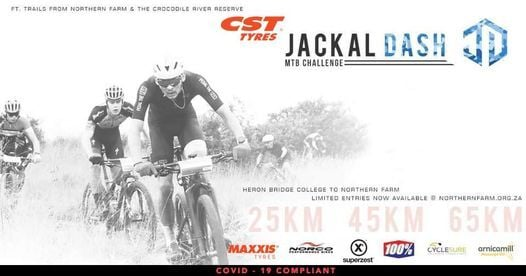 Jackal Dash MTB Challenge, 28 March | Event in Midrand | AllEvents.in
