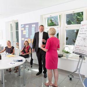 Ausbildung zum zertifizierten Business-TrainerSeminarleiter