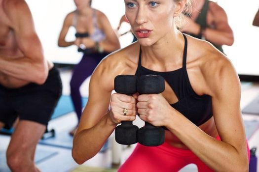 Power Yoga Sculpt w/ Weights   Event in Sycamore   AllEvents.in