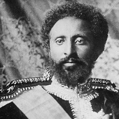 Emperor Haile Selassie and the Black history of Bath