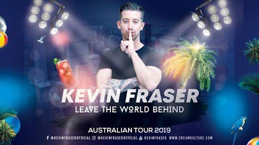 Kevin Fraser Live Adelaide 2019