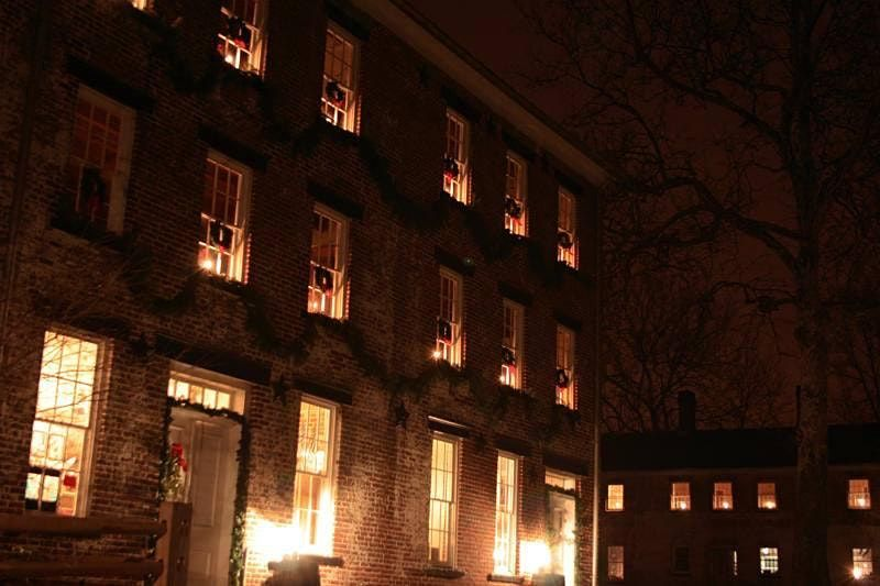ALLAIRE CHRISTMAS LANTERN TOURS, 4 December | Event in Wall Township | AllEvents.in