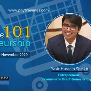 E-Commerce Entrepreneurship 101 (Live Training  Recording)