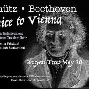 Siam Sinfonietta from Venice to Vienna
