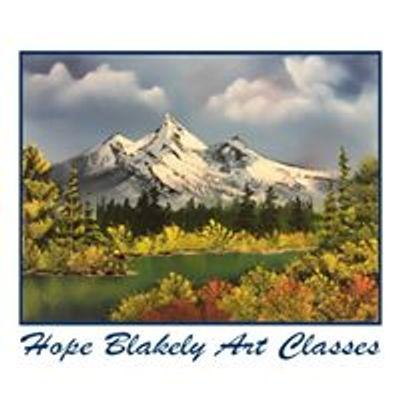 Hope Blakely Art Classes