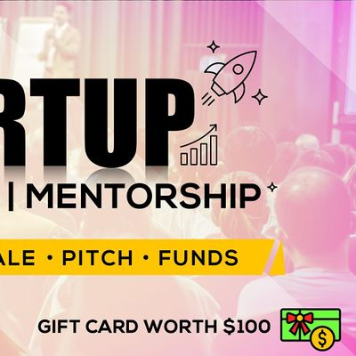 [Startups]  Mentorship Program for Startups