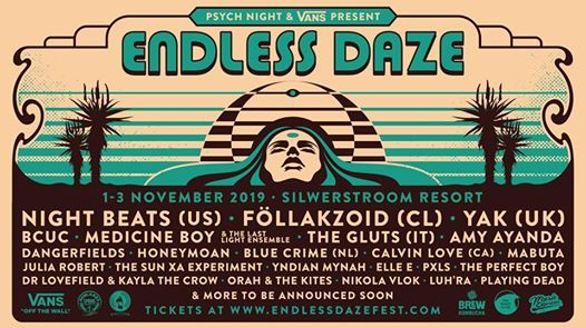 Psych Night & Vans Present Endless Daze 2019