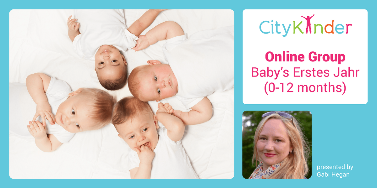 Baby's Erstes Jahr | Mommy and Me Online Gruppe, 5 May | Online Event | AllEvents.in