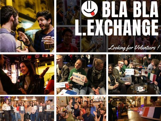 Birmingham BlaBla Language Exchange (Online - Every Wednesday)@ | Event in Birmingham | AllEvents.in