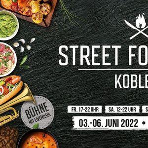 Street Food Tour Koblenz - Deutsches Eck