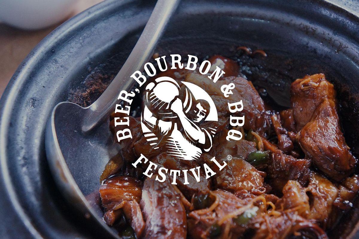 Beer, Bourbon & BBQ Festival - Richmond, 12 June   Event in Richmond   AllEvents.in