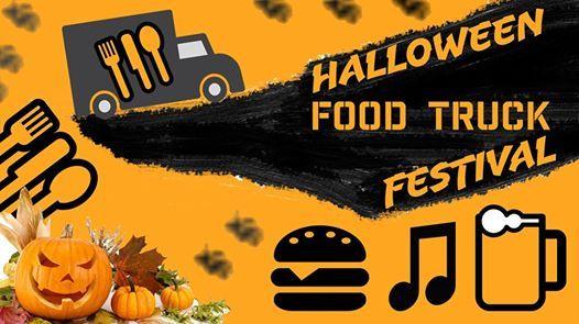 Halloween Food Truck Festival Aschaffenburg