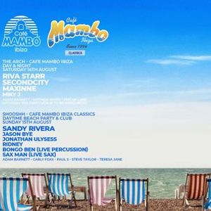 Cafe Mambo Ibiza Brighton Seafront Takeover 2