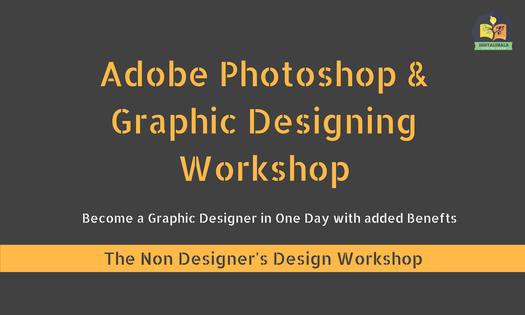 0 Start: Adobe Photoshop & Graphics Workshop, 31 July | Event in Hyderabad | AllEvents.in