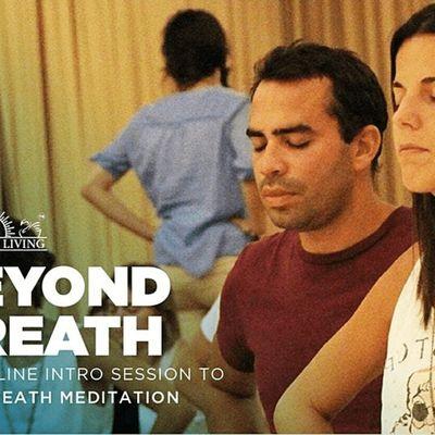 Beyond Breath - An Introduction to SKY Breath Meditation - Palisades Park