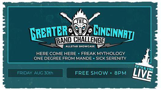 Greater Cincinnati Band Challenge All-Star Showcase