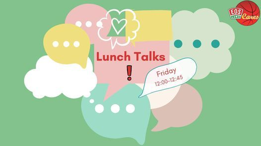 Lunch Talks @Eos Cares, 21 May | Event in Lund | AllEvents.in
