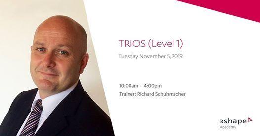3Shape Academy - TRIOS Training (Level 1) at 3Shape