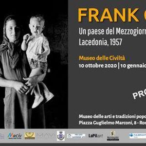 FRANK CANCIAN. Un paese del Mezzogiorno italiano. Lacedonia 1957